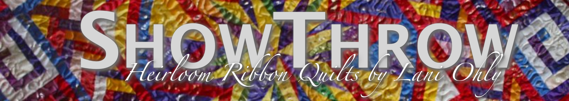 ShowThrow Ribbon Quilts